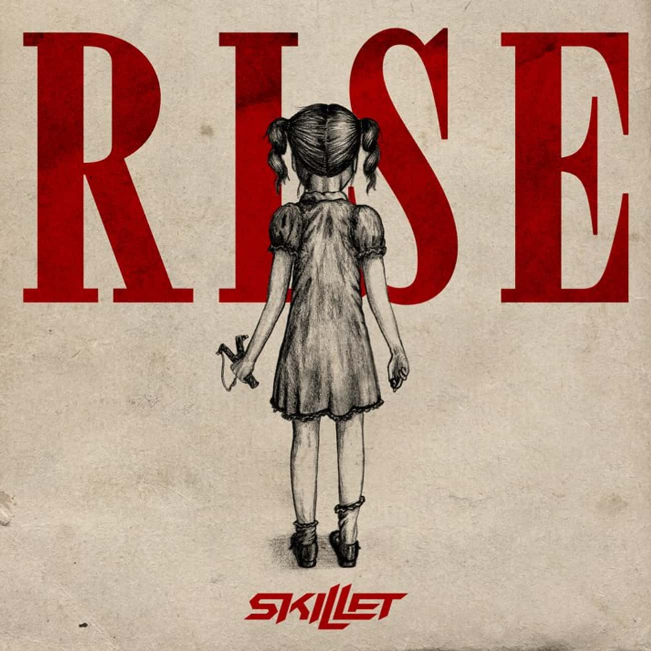 Rise is listed (or ranked) 3 on the list The Best Skillet Albums of All Time