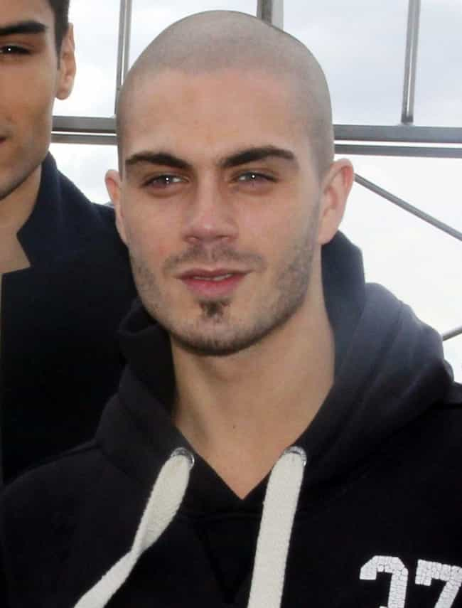 Max George is listed (or ranked) 3 on the list Carmen Electra's Loves & Hookups