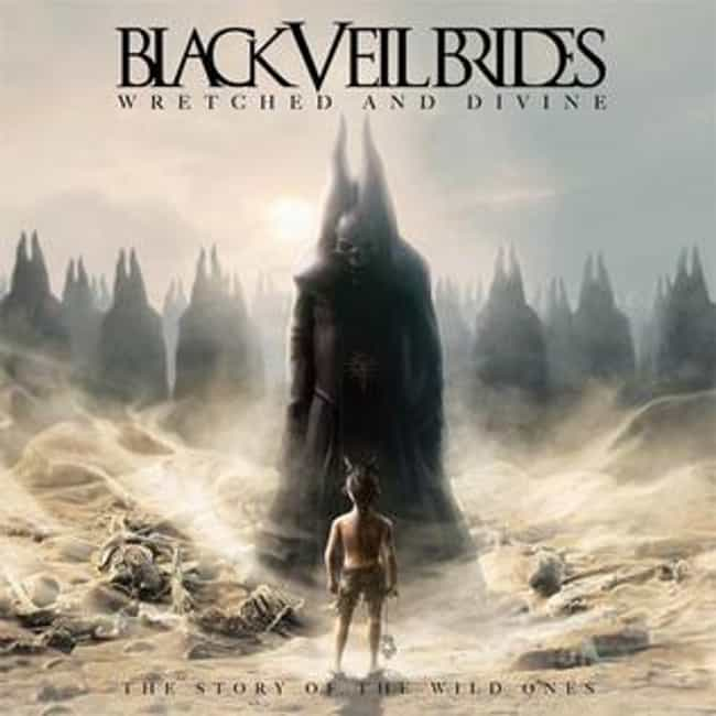 Wretched and Divine: The... is listed (or ranked) 1 on the list The Best Black Veil Brides Albums of All Time