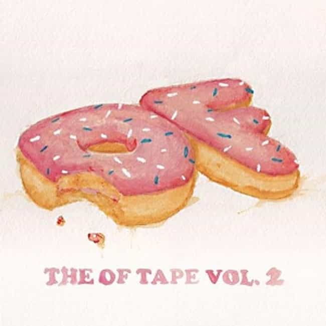 The OF Tape Vol. 2 is listed (or ranked) 2 on the list The Best OFWGKTA Albums of All Time