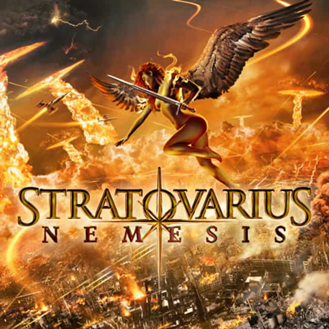Nemesis is listed (or ranked) 2 on the list The Best Stratovarius Albums of All Time