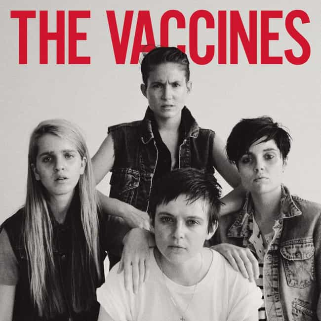 Come of Age is listed (or ranked) 3 on the list The Best The Vaccines Albums, Ranked