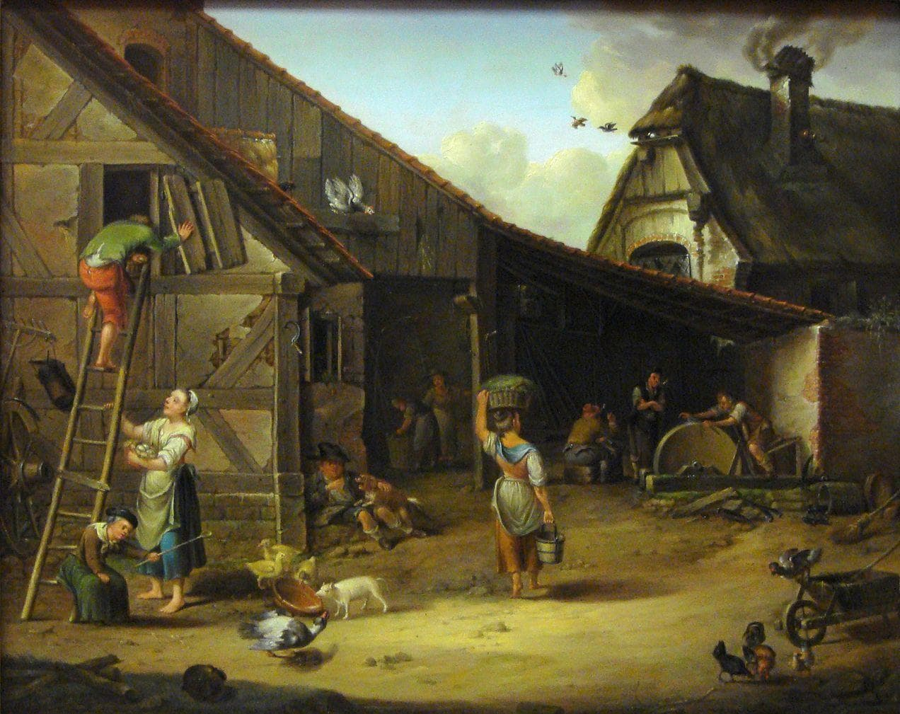 Random Medieval Peasants Actually Had A Lot Of Free Time