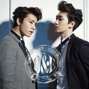 Super Junior-D&E is listed (or ranked) 4 on the list The Best K-Pop Groups of All Time
