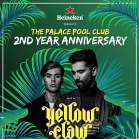 Yellow Claw is listed (or ranked) 24 on the list The Best Las Vegas DJ Residencies Right Now
