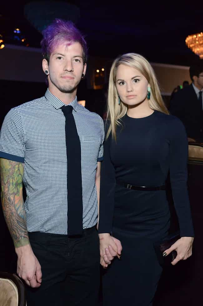 Josh Dun is listed (or ranked) 1 on the list Debby Ryan Loves and Hookups