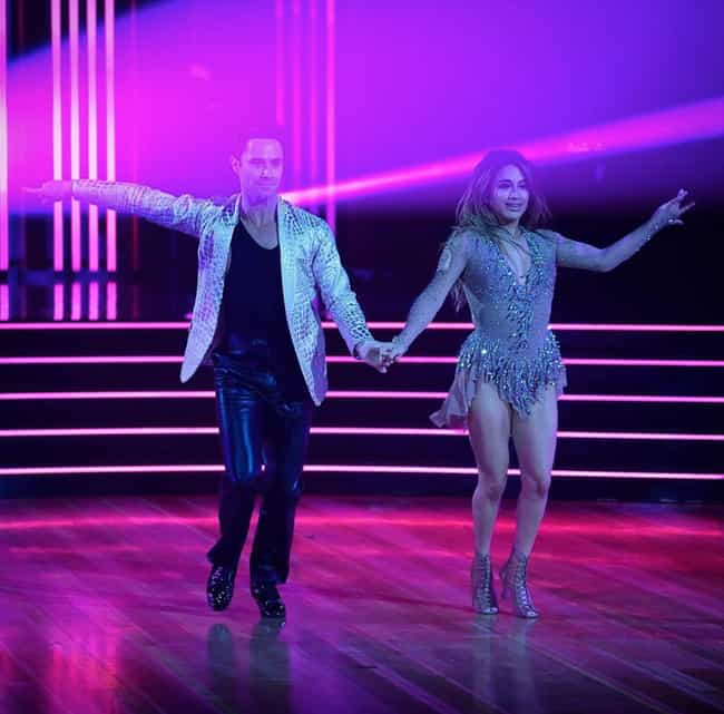 Ally Brooke is listed (or ranked) 3 on the list Who Will Win Season 28 Of 'Dancing With The Stars'?