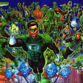 Green Lantern Corps is listed (or ranked) 15 on the list The Best Superhero Teams & Groups