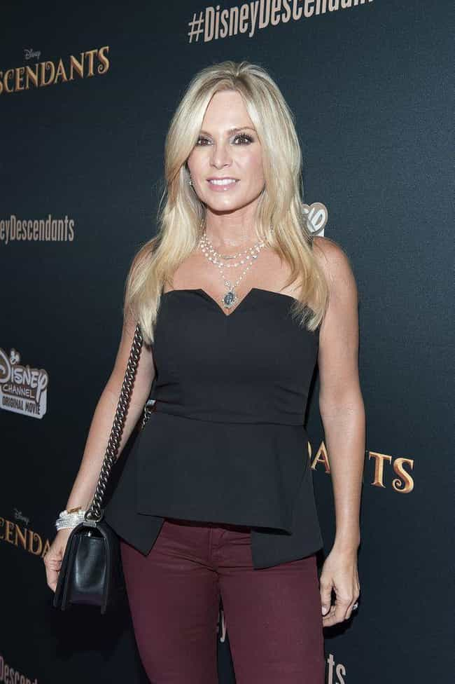 Tamra Barney is listed (or ranked) 4 on the list Famous Survivors of Cervical Cancer