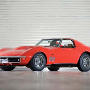 1968 Chevrolet Corvette L88 is listed (or ranked) 17 on the list The Best 1960s Cars