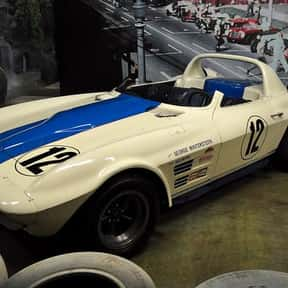 1963 Corvette is listed (or ranked) 23 on the list The Best 1960s Cars