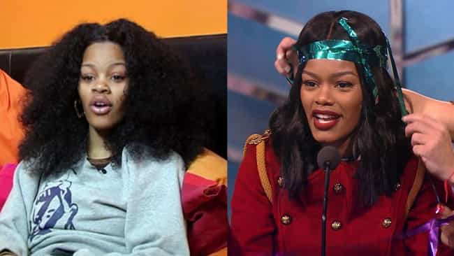 Teyana Taylor is listed (or ranked) 1 on the list The Most Memorable Teens On 'My Super Sweet 16' - Where Are They Now?