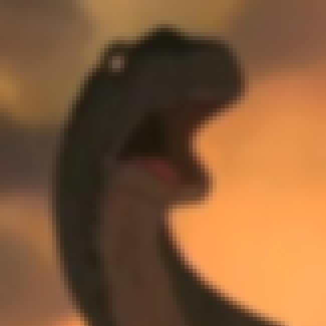 Little Foot's Mom is listed (or ranked) 5 on the list The Saddest Deaths in Kids Movies