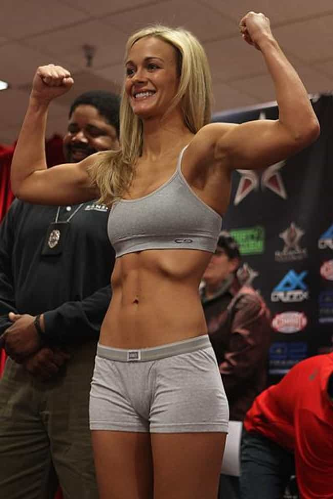 The 50 Sexiest Female Fighters - Viraluck-2217