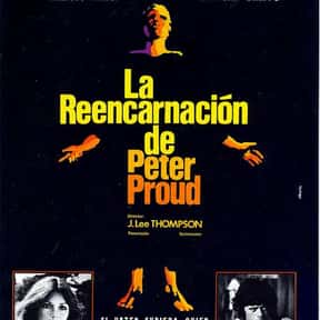 Reincarnation of Peter Proud is listed (or ranked) 7 on the list The Best Reincarnation Movies