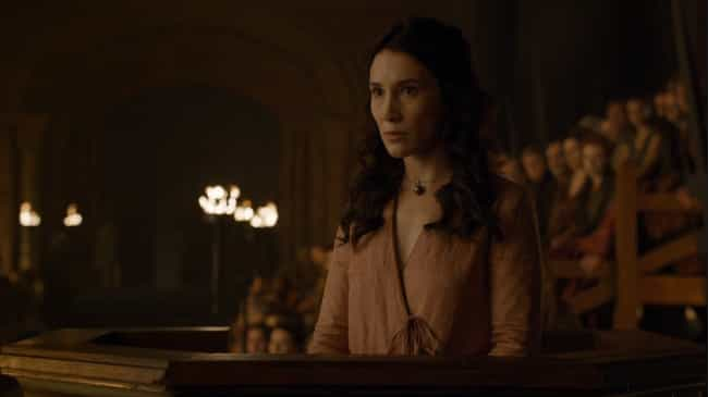 Shae is listed (or ranked) 8 on the list Cersei Lannister's Most Evil Moments