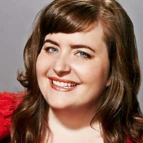Aidy Bryant is listed (or ranked) 4 on the list Famous People Whose Last Name Is Bryant