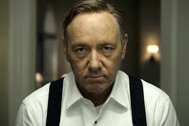 Francis Underwood is listed (or ranked) 1 on the list 30+ Popular TV Characters Who Were Suddenly Written Off The Show (And Why)