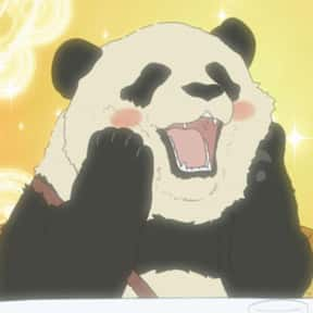 Panda is listed (or ranked) 1 on the list The Best Anime Panda Characters