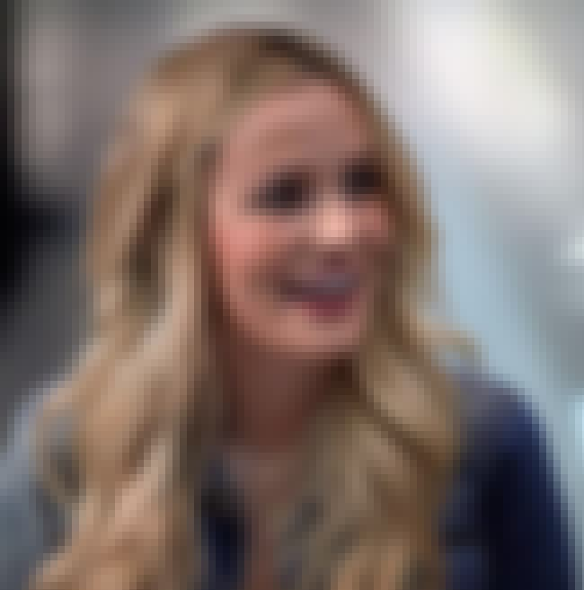Emily Maynard is listed (or ranked) 7 on the list 31 Celebrities Who Have Had Bell's Palsy