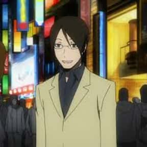 Morita is listed (or ranked) 18 on the list All Durarara!! Characters