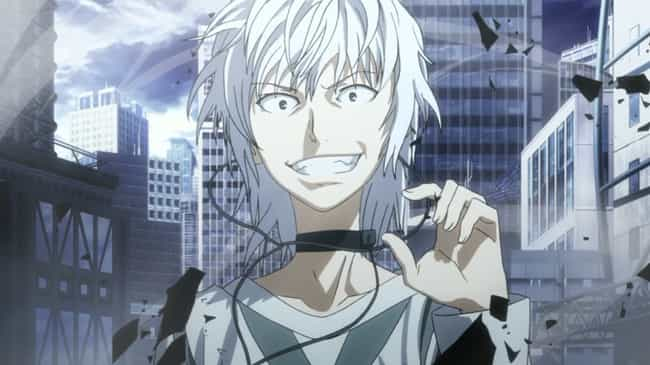 Accelerator is listed (or ranked) 4 on the list 13 Beloved Anime Characters Who Are Actually Terrible People