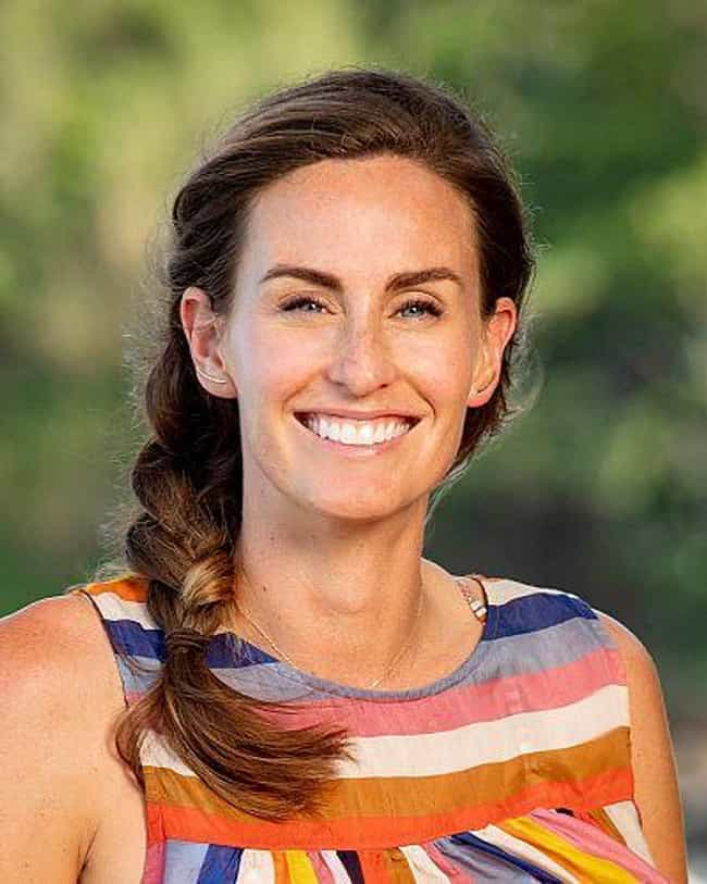 Kim Spradlin is listed (or ranked) 4 on the list Who Will Win 'Survivor: Winners At War'?