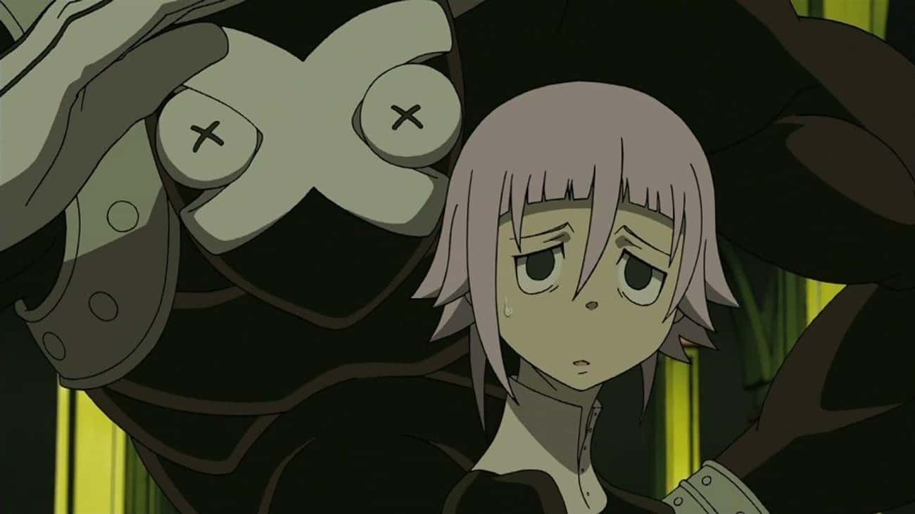 Crona - 'Soul Eater' is listed (or ranked) 3 on the list The 19 Best Anime Characters Who Fight With Blood Powers