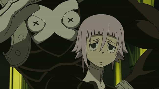 Crona is listed (or ranked) 3 on the list The 15 Best Anime Characters Who Fight With Blood Powers