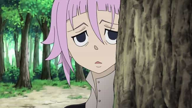 Crona is listed (or ranked) 4 on the list 13 Times Anime Characters Went Through Horrible Human Experimentation