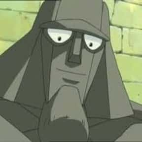 Golem is listed (or ranked) 2 on the list All Monster Rancher Characters