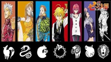7 Deadly Sins is listed (or ranked) 2 on the list The Greatest Anime Characters With Tattoos