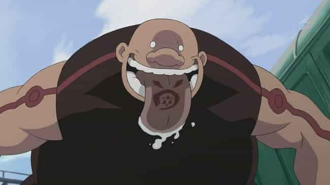 Gluttony is listed (or ranked) 2 on the list 20 'Psychopath Manchild' Anime Characters With Infantile Minds