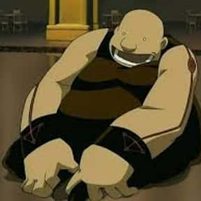 Gluttony is listed (or ranked) 6 on the list The Greatest Fat Anime Characters of All Time