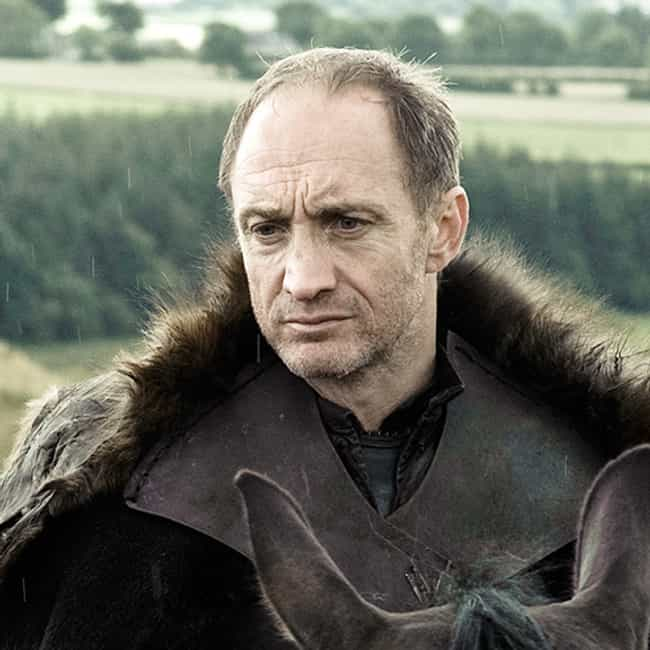 Roose Bolton is listed (or ranked) 1 on the list All Members of House Bolton