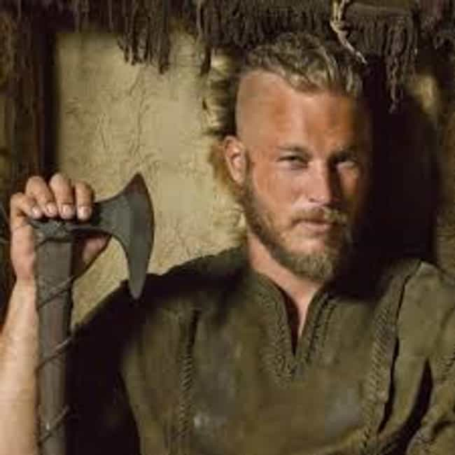 Ragnar is listed (or ranked) 4 on the list The Most Well-Acted Characters of All Time