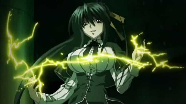 Akeno Himejima is listed (or ranked) 1 on the list The Hottest Ecchi Anime Girls Of All Time