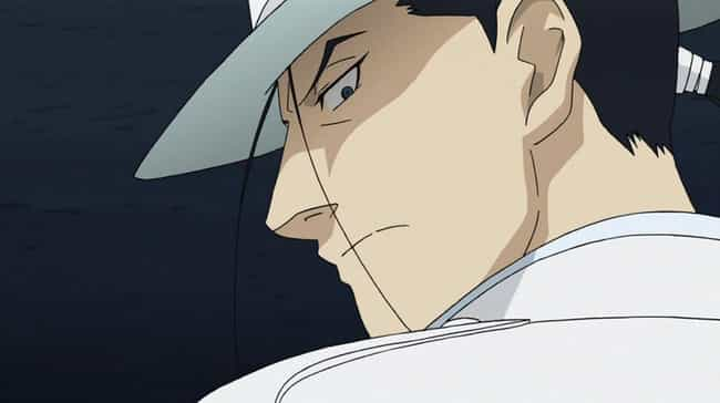 Zolf J. Kimblee is listed (or ranked) 3 on the list 13 Ice Cold Characters Who Don't Give A Damn About You