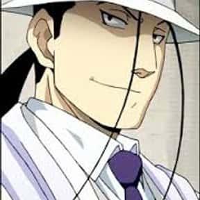 Zolf J. Kimblee is listed (or ranked) 22 on the list The Best Fullmetal Alchemist: Brotherhood Characters