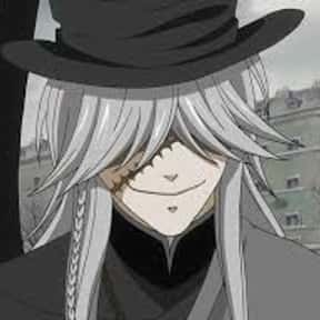 Undertaker is listed (or ranked) 3 on the list All Black Butler Characters, Ranked Best to Worst
