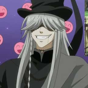 Undertaker is listed (or ranked) 4 on the list The Best Anime Characters With Gray Hair