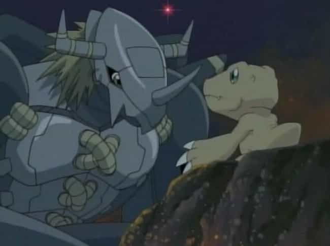 BlackWarGreymon is listed (or ranked) 3 on the list The 20 Greatest Digimon Of All Time