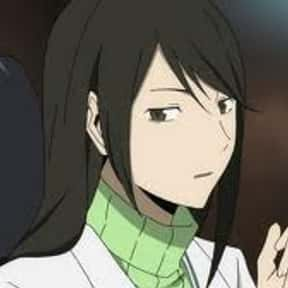Namie Yagiri is listed (or ranked) 11 on the list All Durarara!! Characters