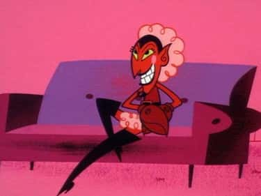 HIM is listed (or ranked) 1 on the list 'Powerpuff Girls' Had The Weirdest, Most Unsettling Villains Of All Time