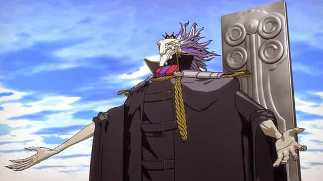 Deus Ex Machina is listed (or ranked) 3 on the list What Does God Look Like In Different Anime?