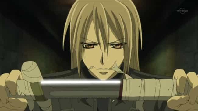 Kaien Cross (Vampire Knight)
