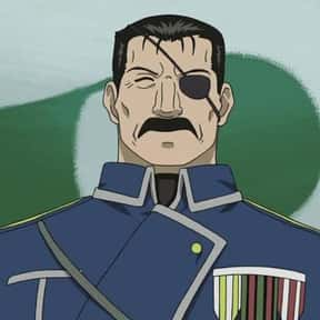 King Bradley is listed (or ranked) 6 on the list 30+ Anime Characters Who Know How To Rock An Eyepatch