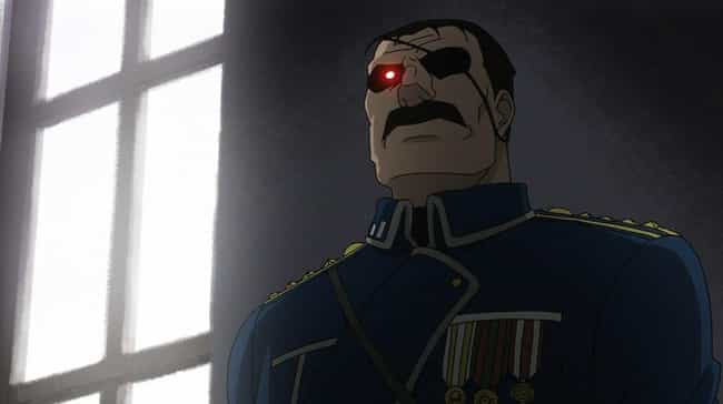 King Bradley is listed (or ranked) 3 on the list Which Fullmetal Alchemist Character Are You, Based On Your Zodiac Sign?