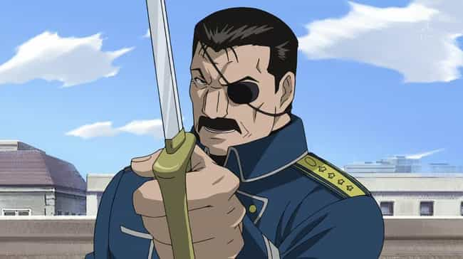 King Bradley is listed (or ranked) 1 on the list The 20 Greatest Lawful Evil Anime Characters
