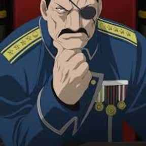 King Bradley is listed (or ranked) 7 on the list The Greatest Anime Villains of All Time